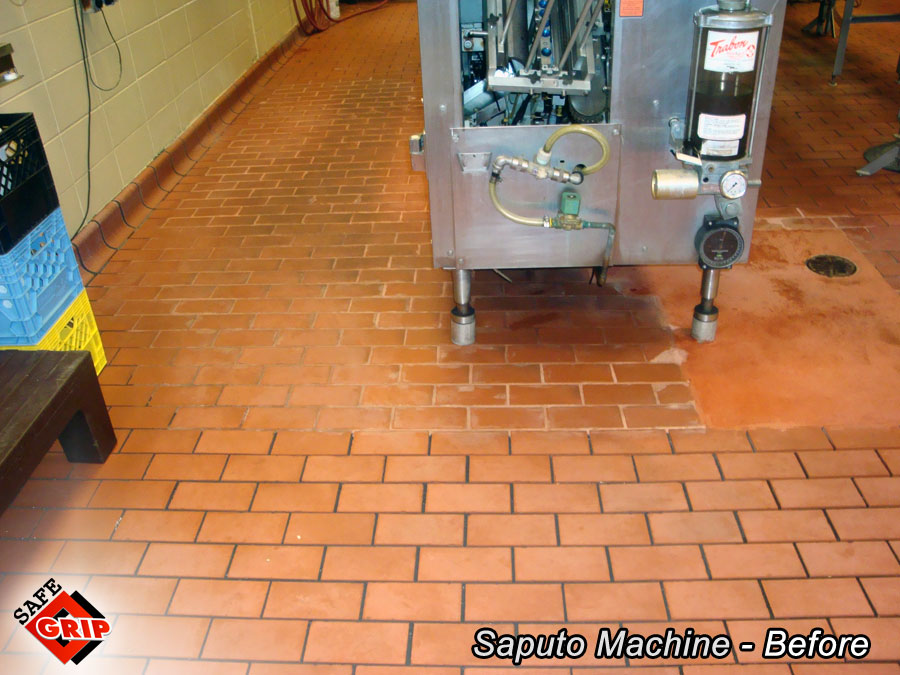 Saputo-Safe-Grip-1-Machine-1-Before